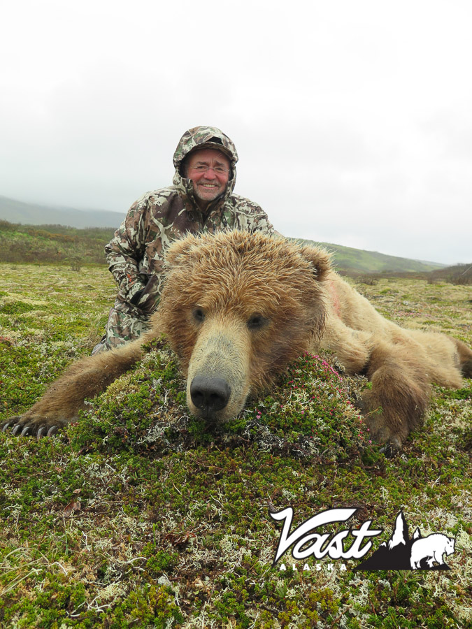 Alaska Bear Hunting Adventures