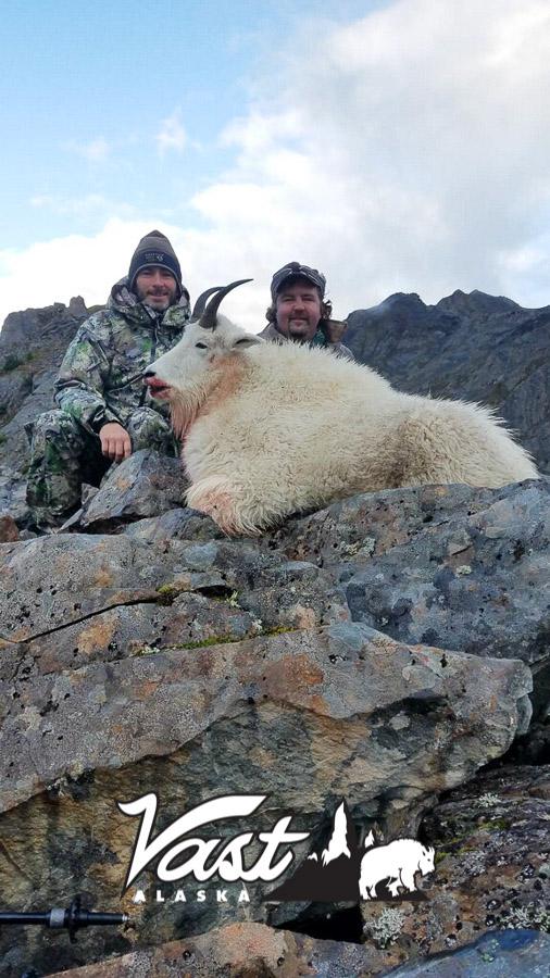 Hunt Goat Alaska