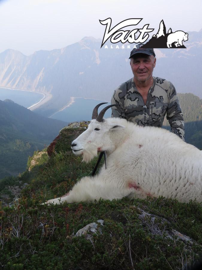 Mt. Goat Hunt Alaska