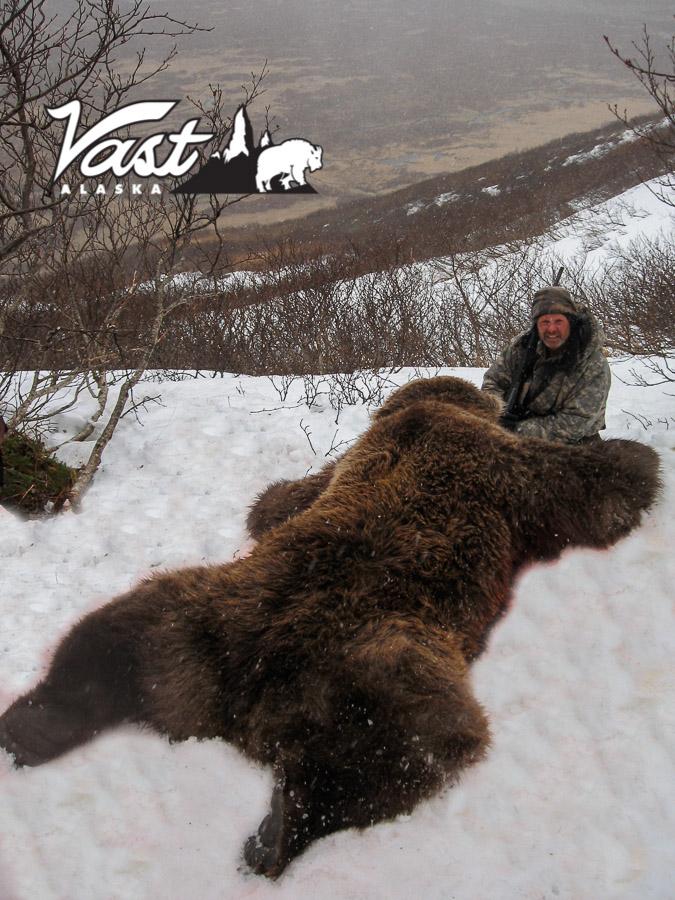 Alaska Peninsula Bear Hunting Outfitter