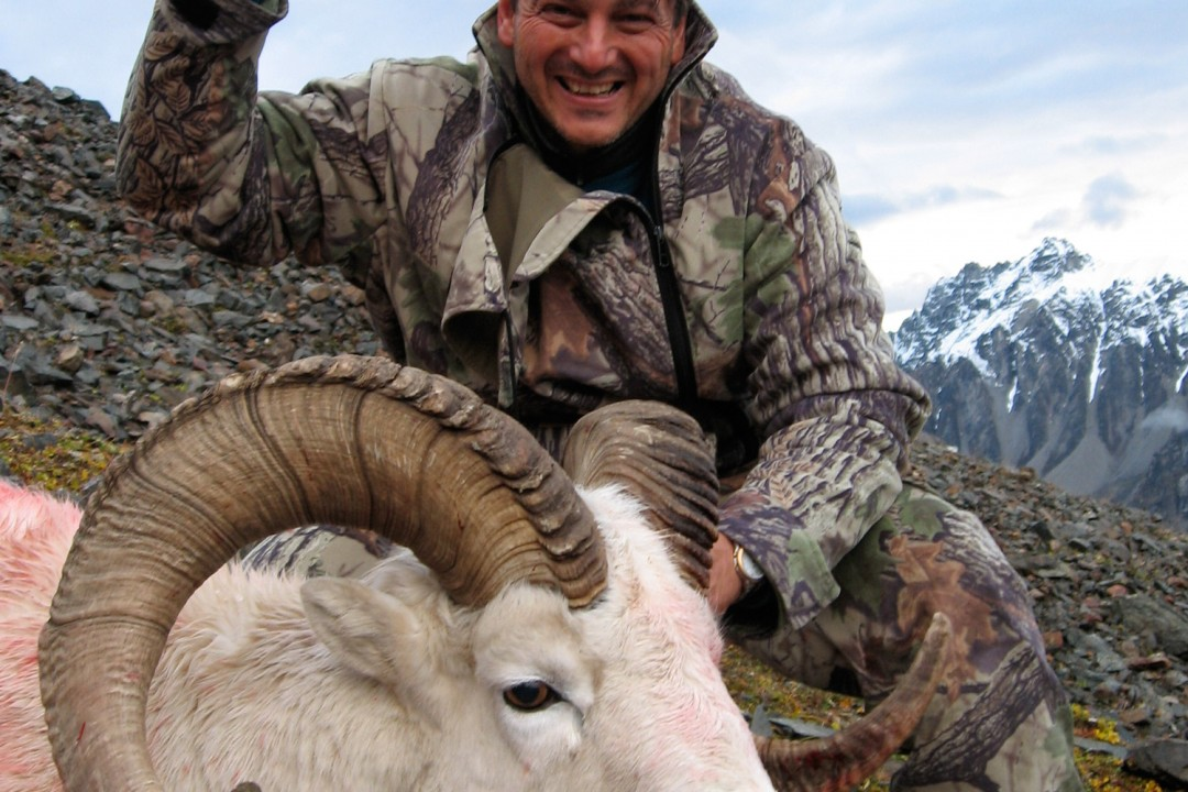 Successful Sheep Hunt