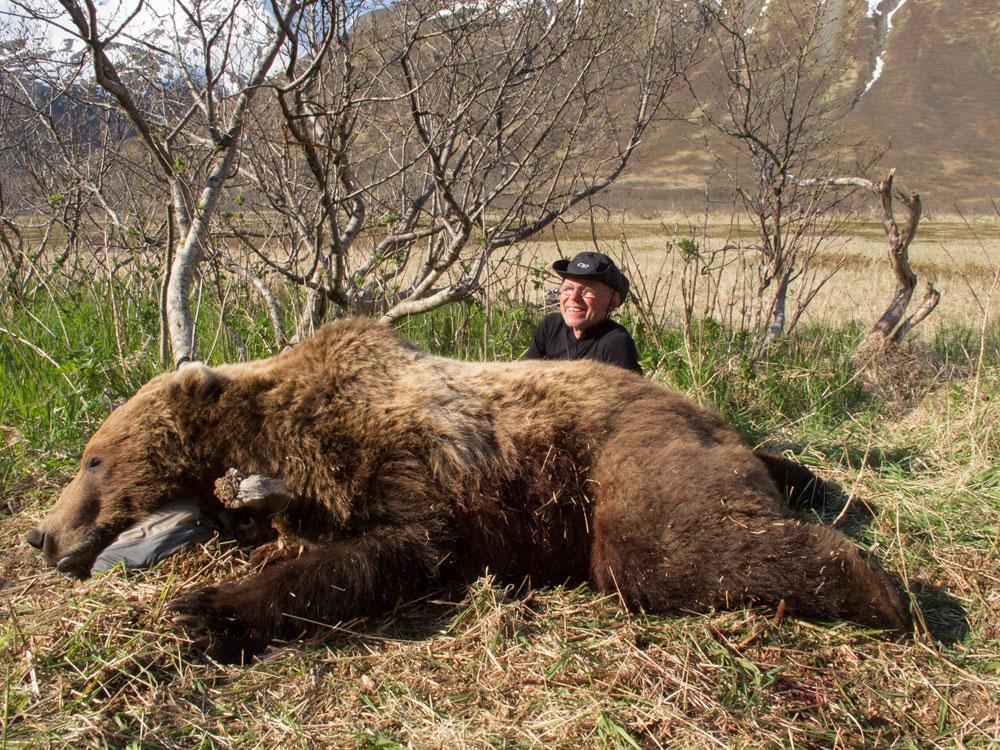 AK Peninsula Hunts