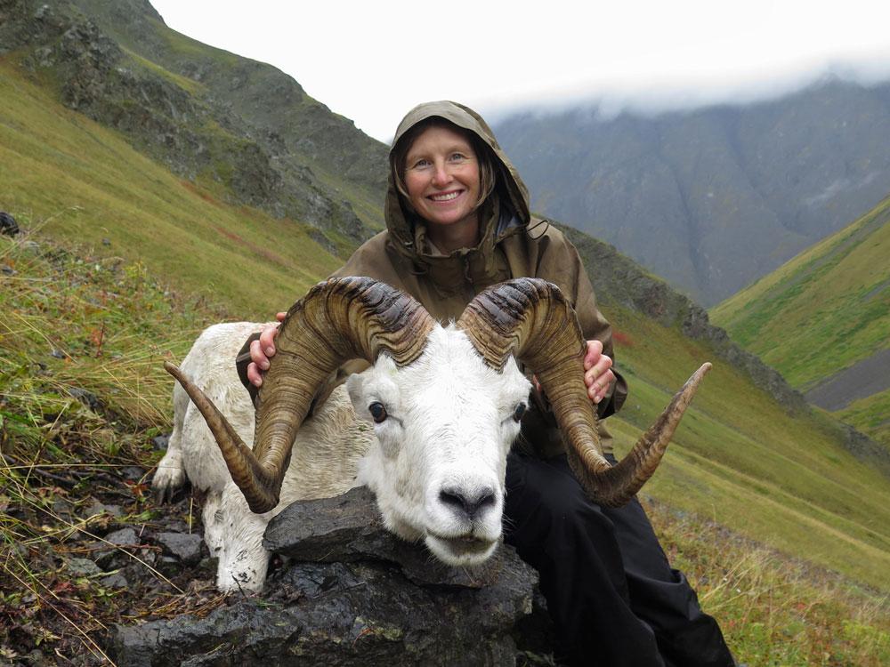 Alaskan Sheep Hunter
