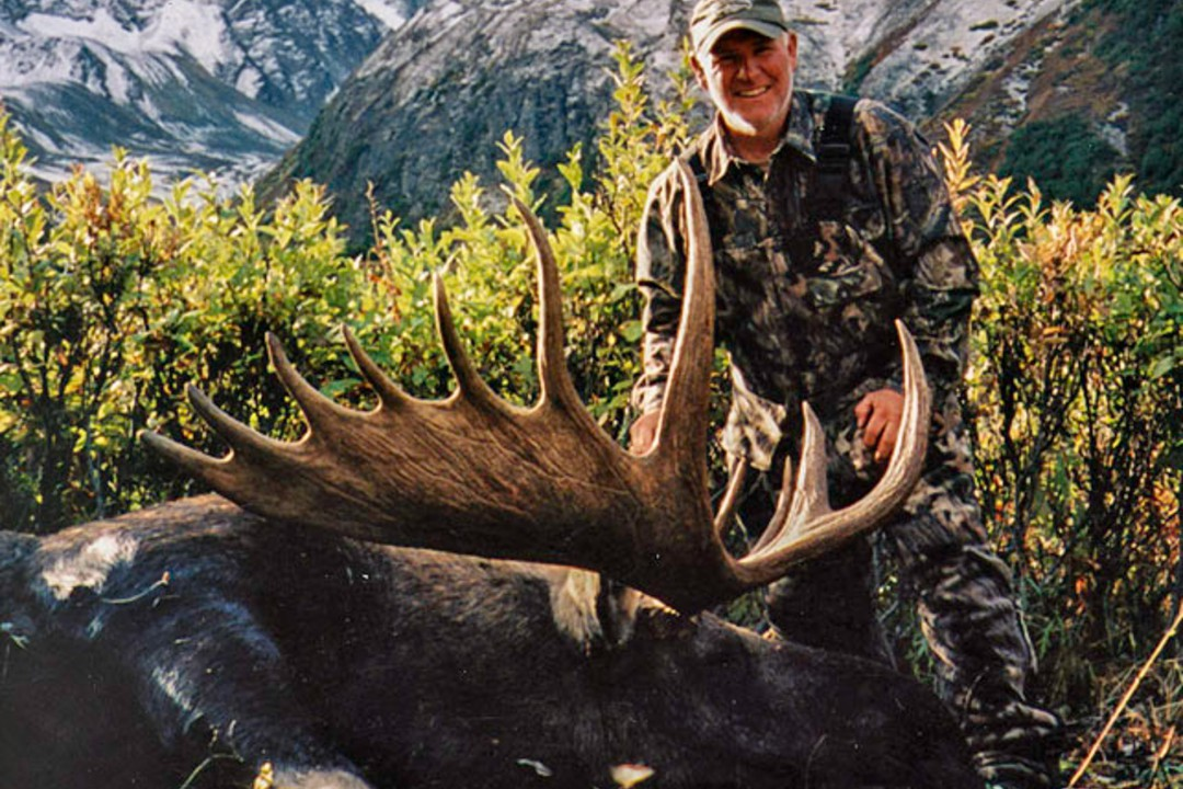 Chugach Moose Hunts