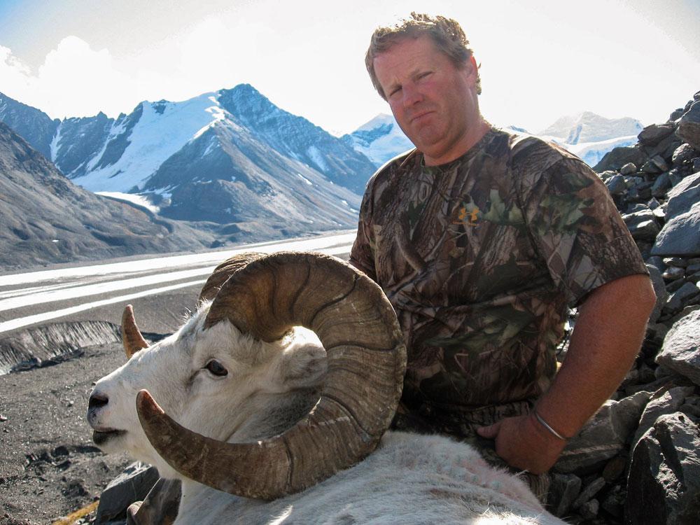 Chugach Trophy Sheep