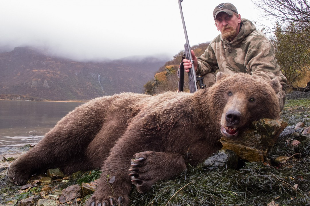 Fall Bear Hunts