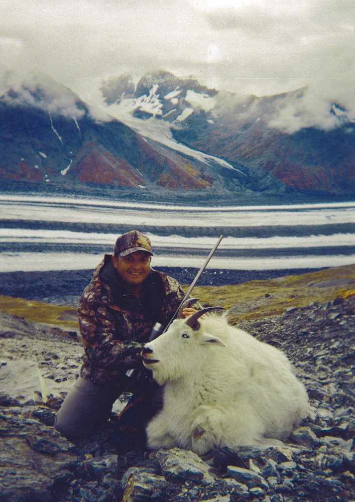 goat hunting outfitter