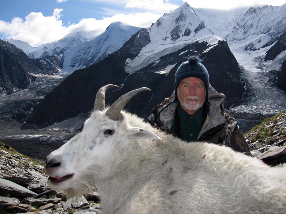 Alaska Goat Hunt