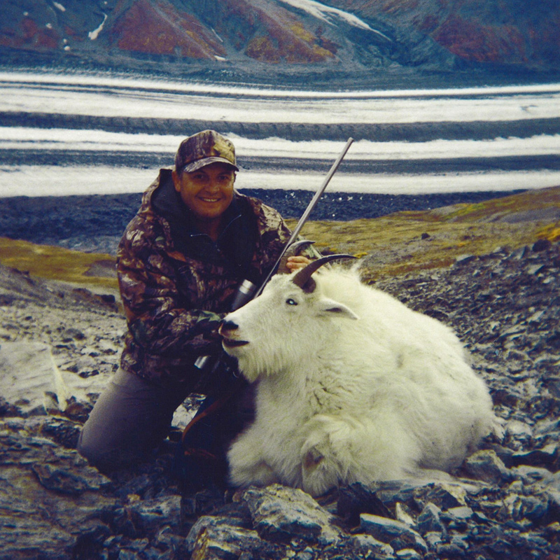 Goat Hunting Photos