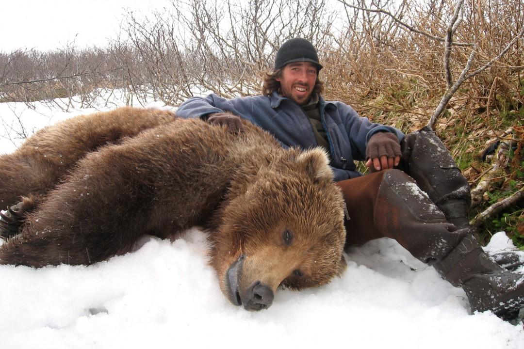 Hunt Alaska Bear