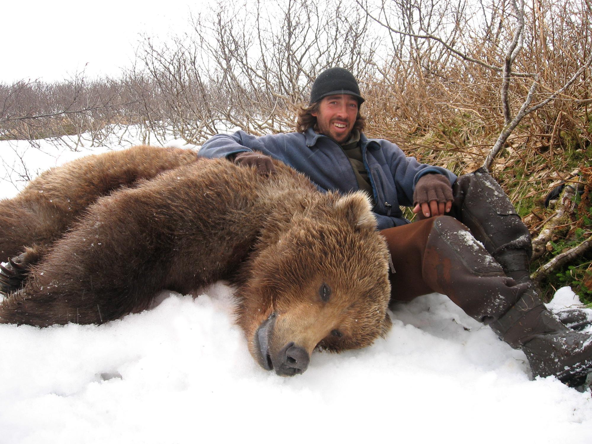 Alaska Brown Bear Hunting - Guided Bear Hunts - photo#31