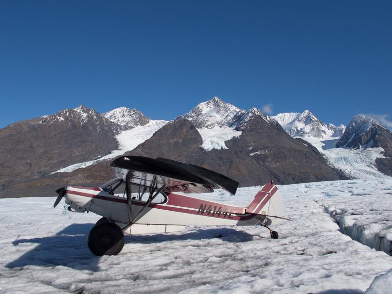 Hunting Bush Plane
