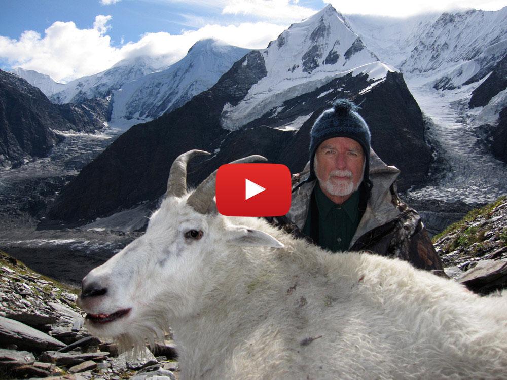 Jerry Hammack Goat Hunt Alaska