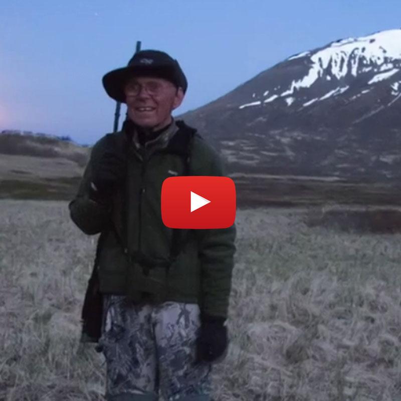 Roger Kolassa Bear Hunt