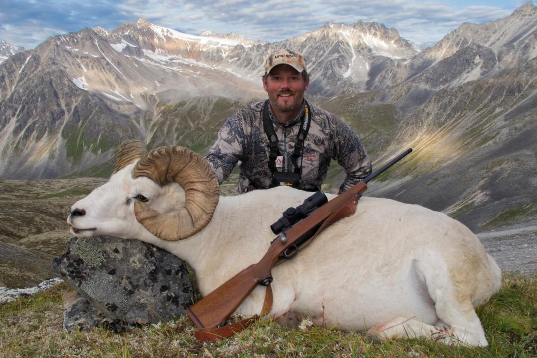 Sheep Hunt Alaska