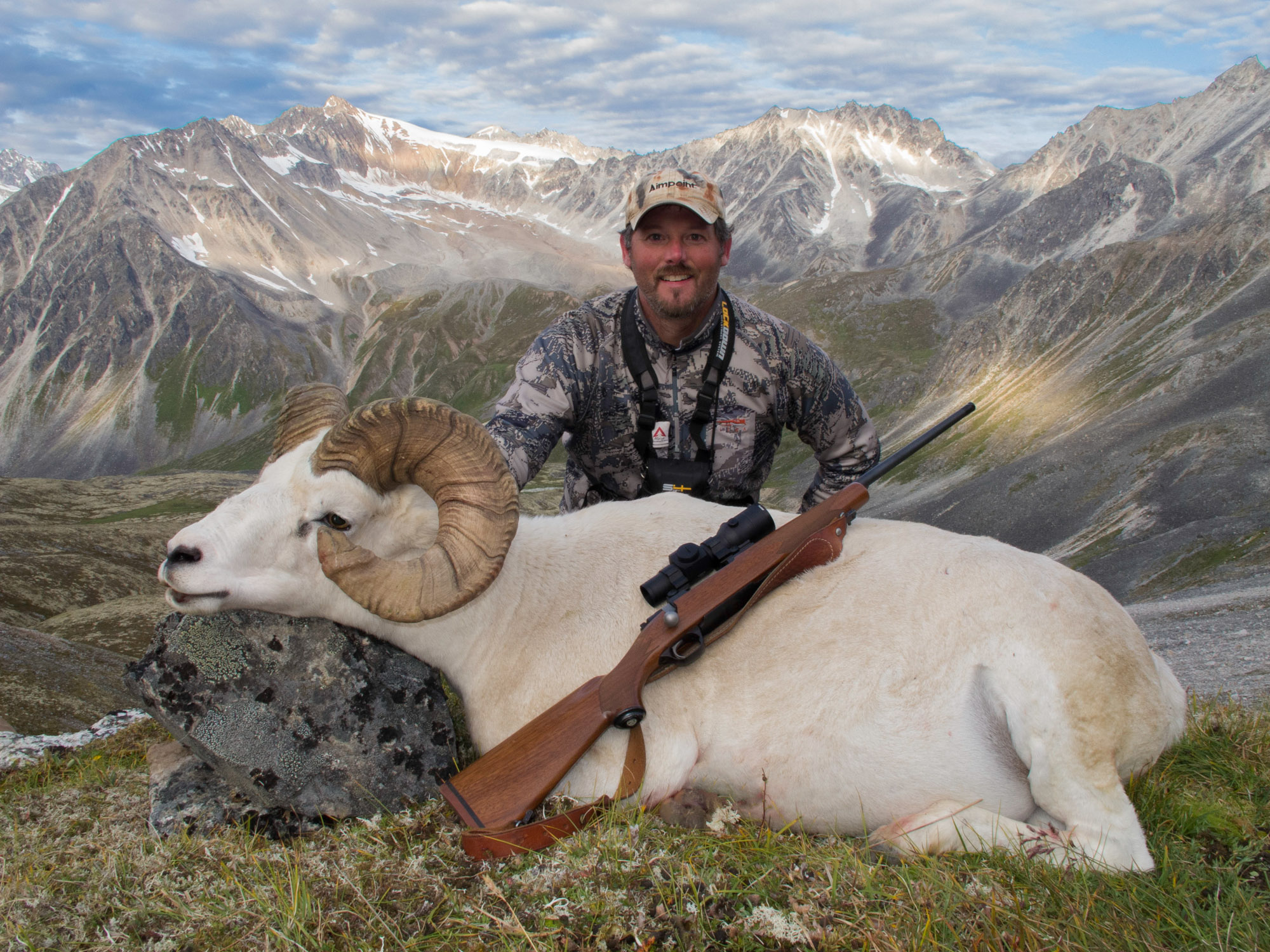 Sheep Hunt Alaska