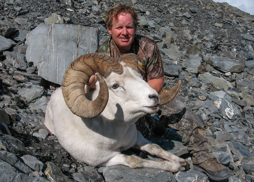 Sheep Hunting Alaska