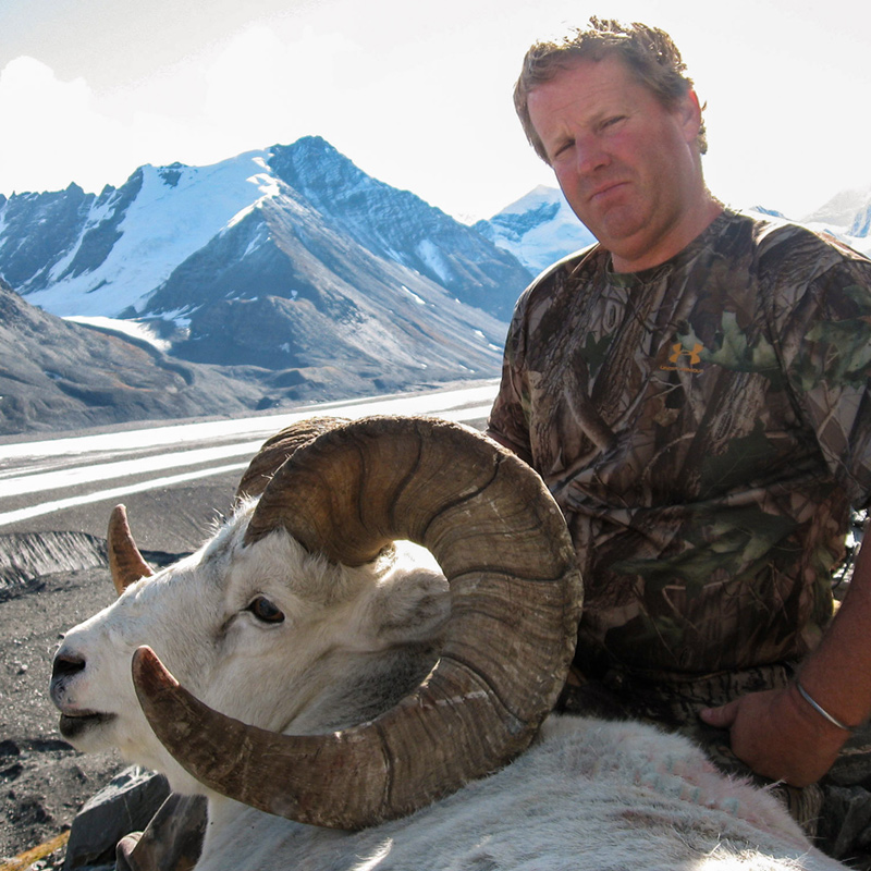 Dall Sheep Hunting Photos