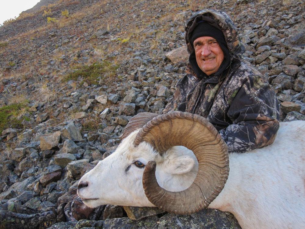 Trophy Hunts Sheep