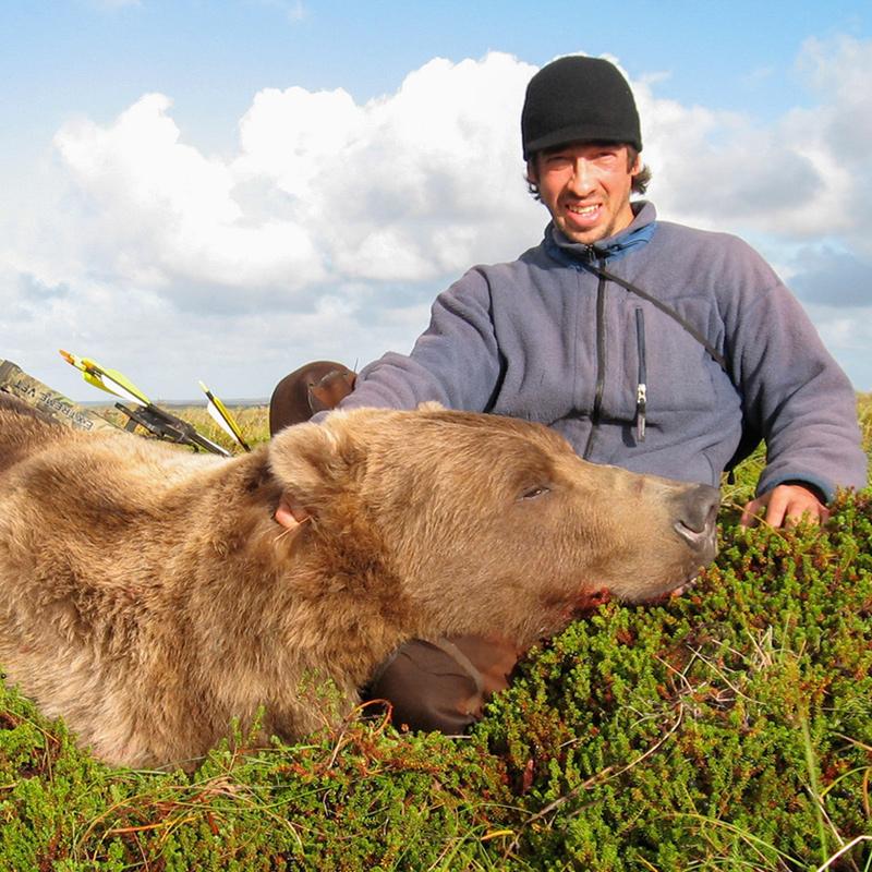 Brown Bear Hunting