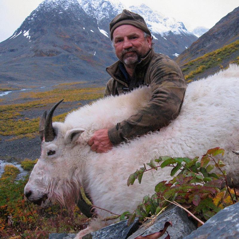 Vast Alaska Goat Hunting