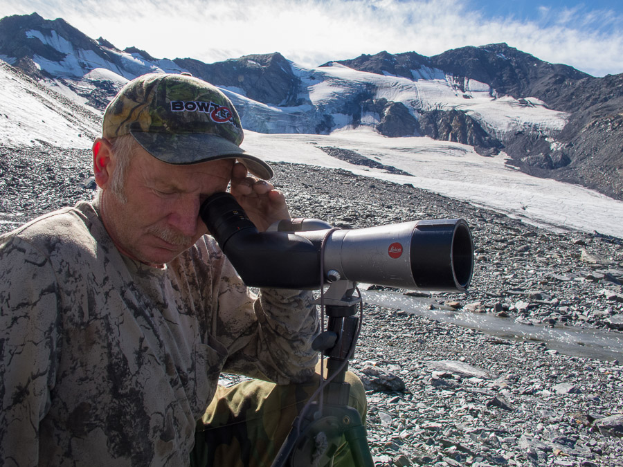 Vast Alaska Spotting