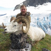 Chugach Range Sheep Hunt