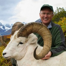 Douglas Leech Record Book Dall Sheep