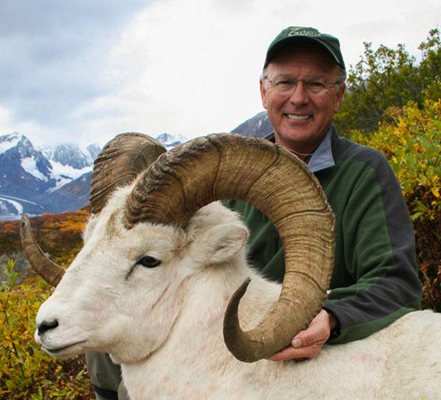 Douglas Leech Record Book Dall Sheep