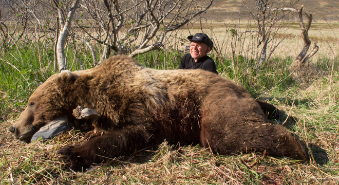 Brown Bear Hunting On Alaska Peninsula With Roger Kolassa