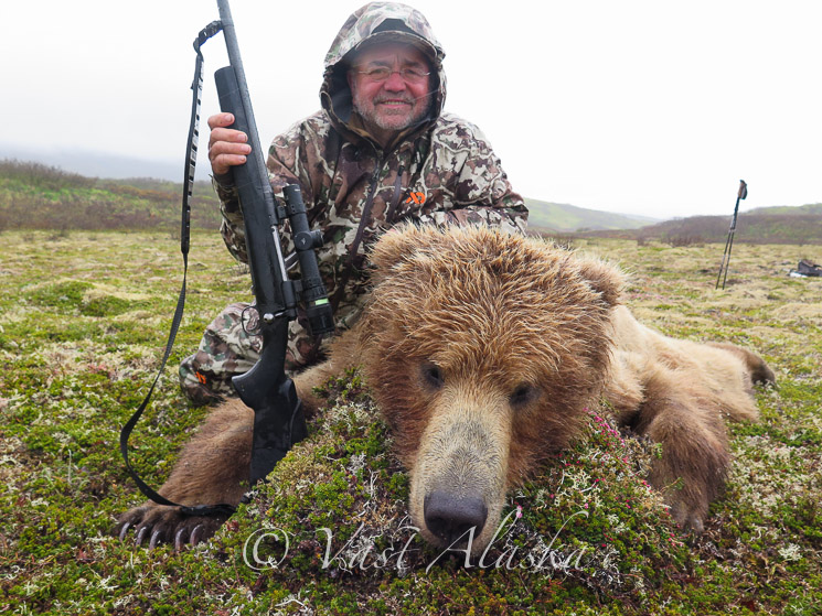 Alaska Peninsula Brown Bear Hunting 4