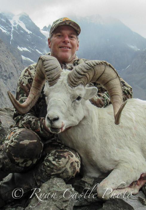 Peters Creek, Alaska To Hunt Sheep