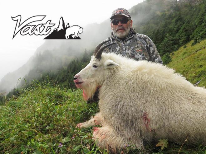 Alaska Goat Hunting
