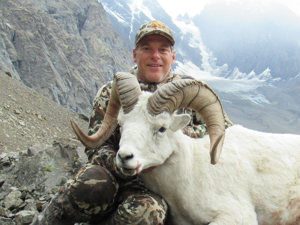 Chugach Range Sheep Hunting
