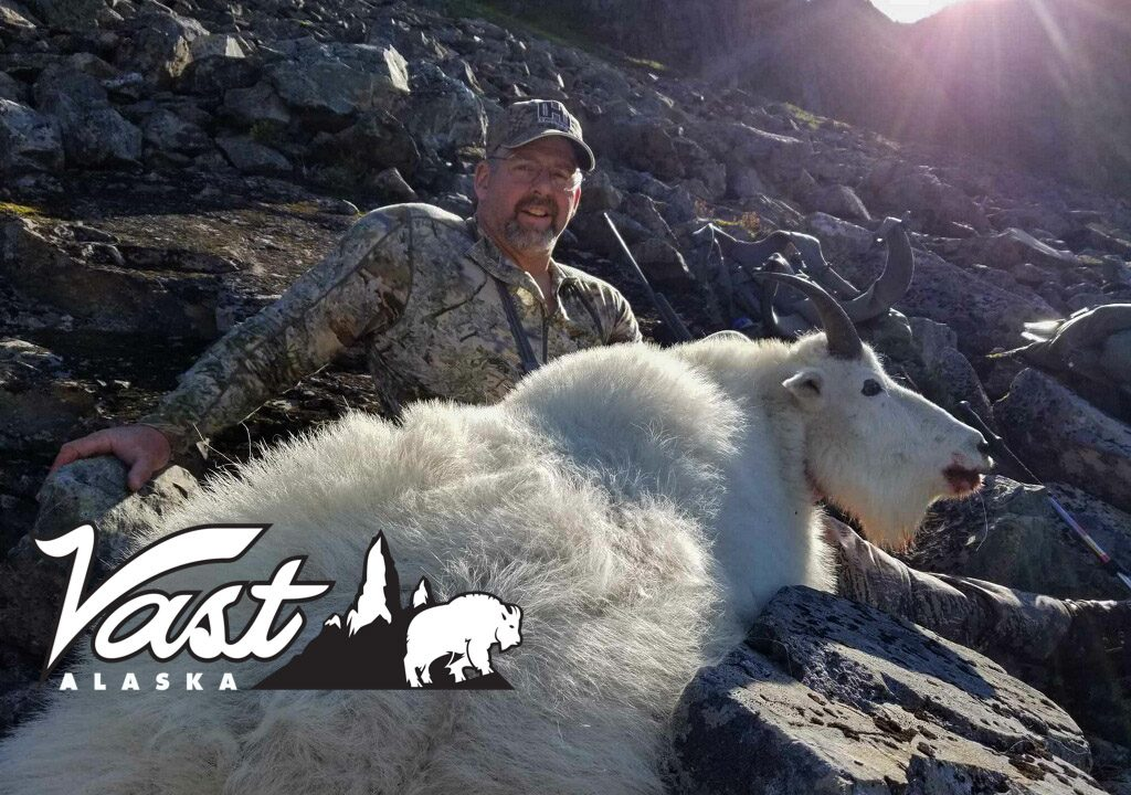 Mountain Goat Hunting In Alaska