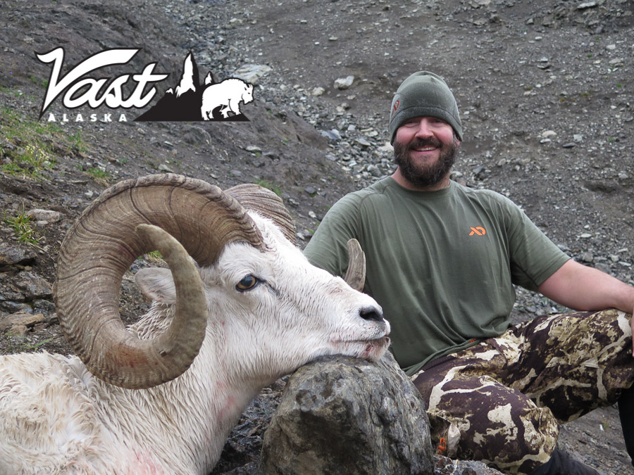 Sheep Hunting Alaska, Pursuit Of A Trophy Ram.