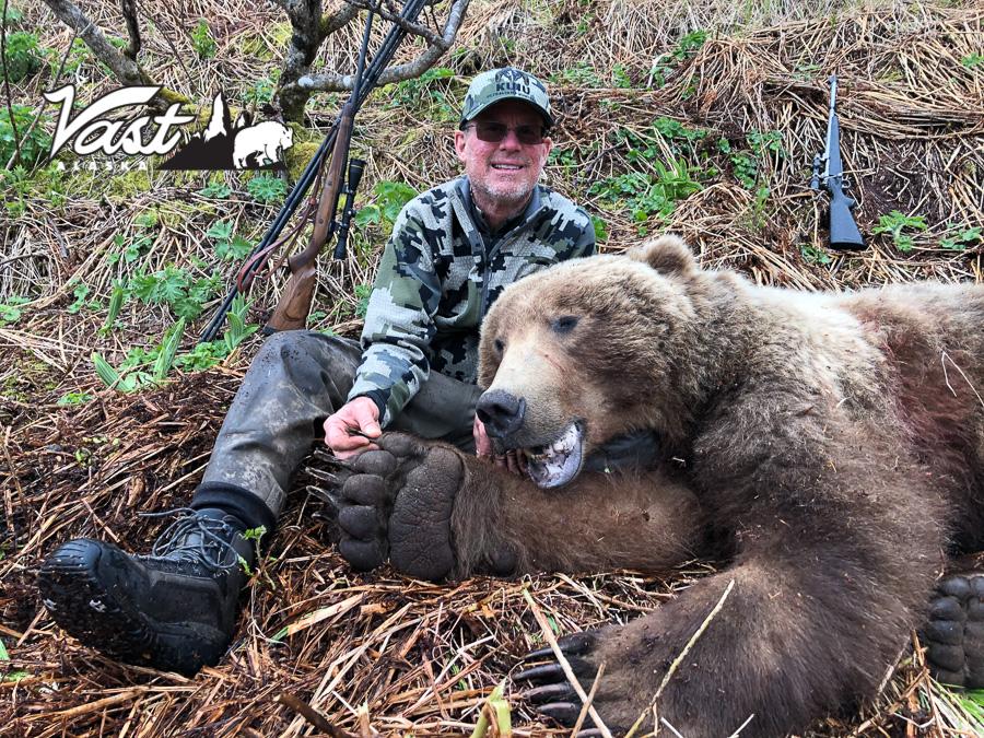 Alaska Brown Bear Guides