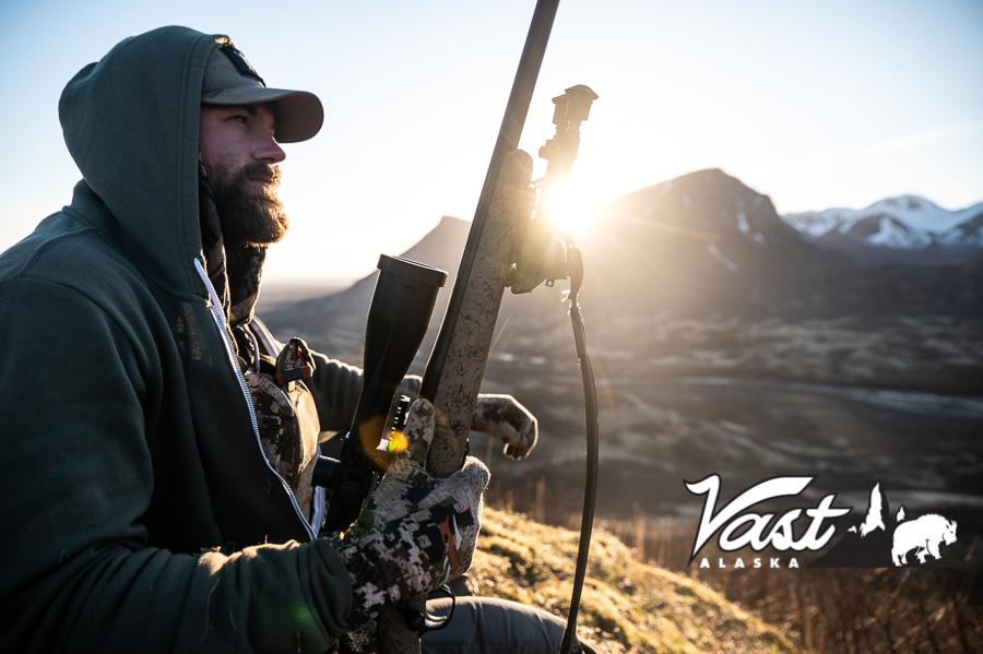 Best Rifles For Alaska Brown Bear