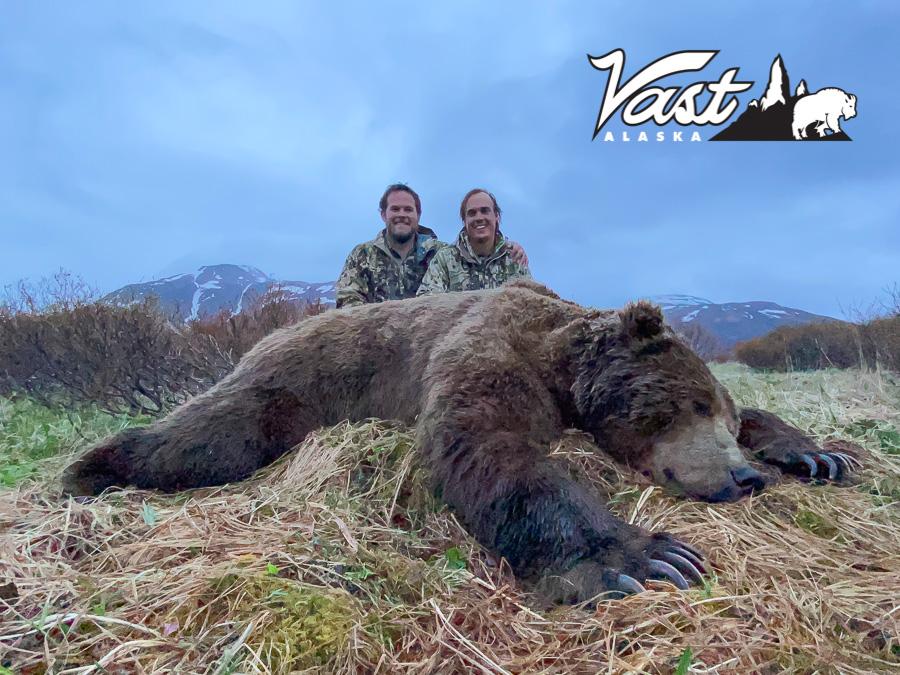 Coastal Brown Bear Hunt