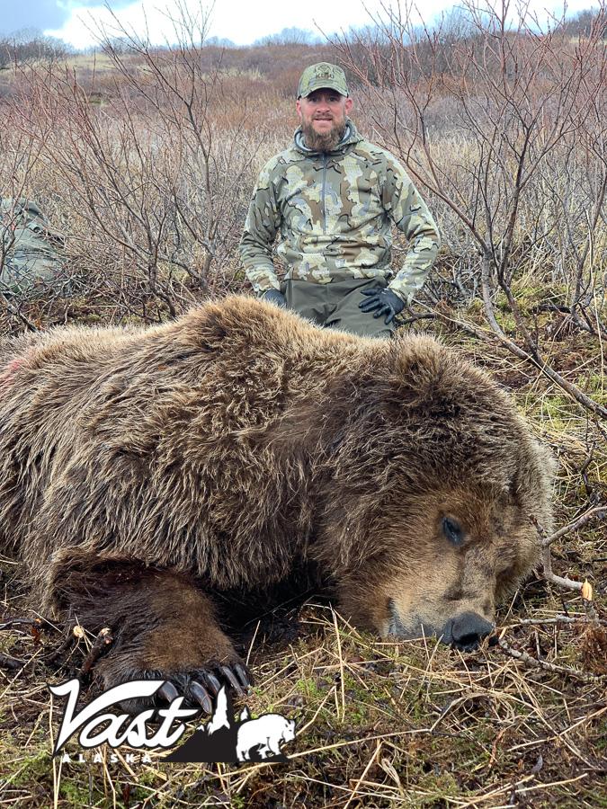 Spring Brown Bear Hunts